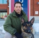 Chief Lou Dominguez, Hometown Police Department