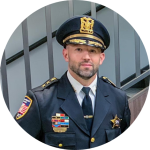 Chief Christopher Mannino, Park Forest Police Department